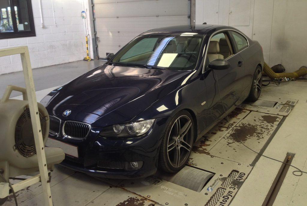BMW 335i N54 306hp>420hp (Stage 2) - ZIPtuning Blog