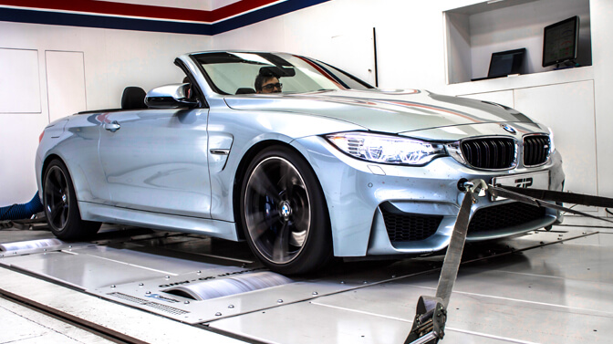 BMW M4 f82 chiptuning