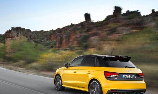 Audi S1 tuning