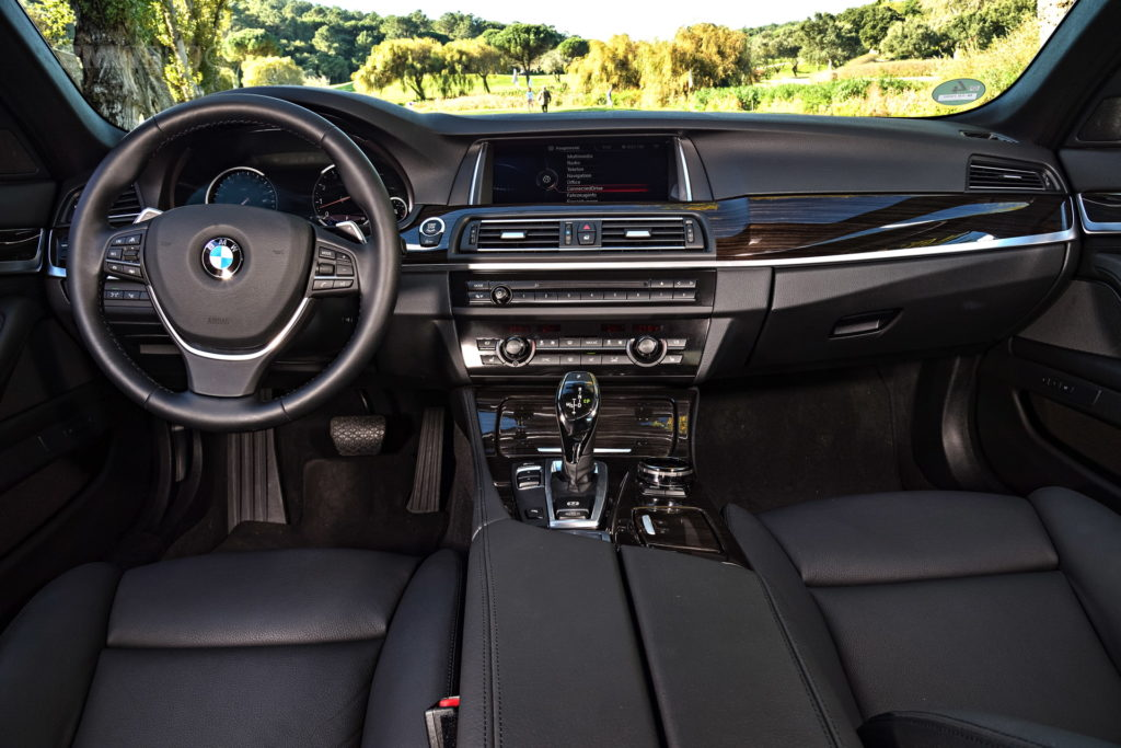 BMW F10 5 Series Interior