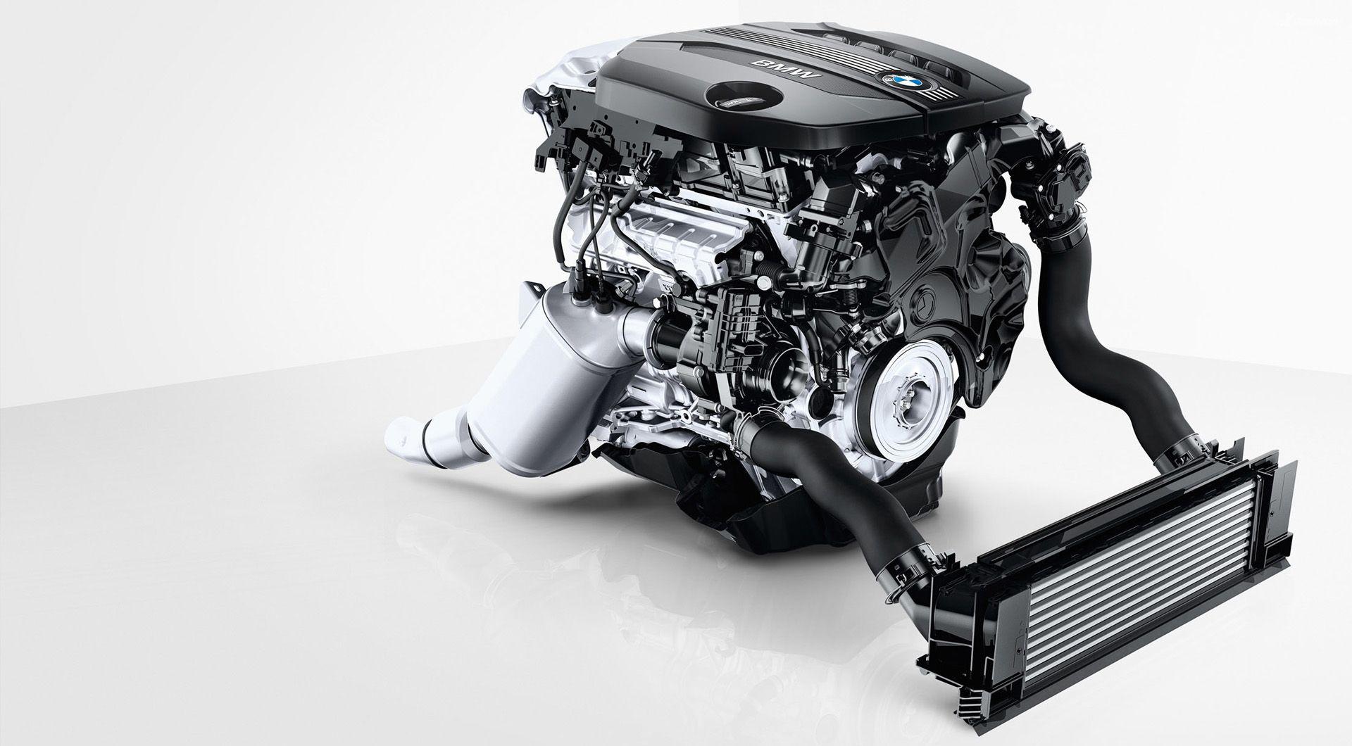 BMW N20B20 engine