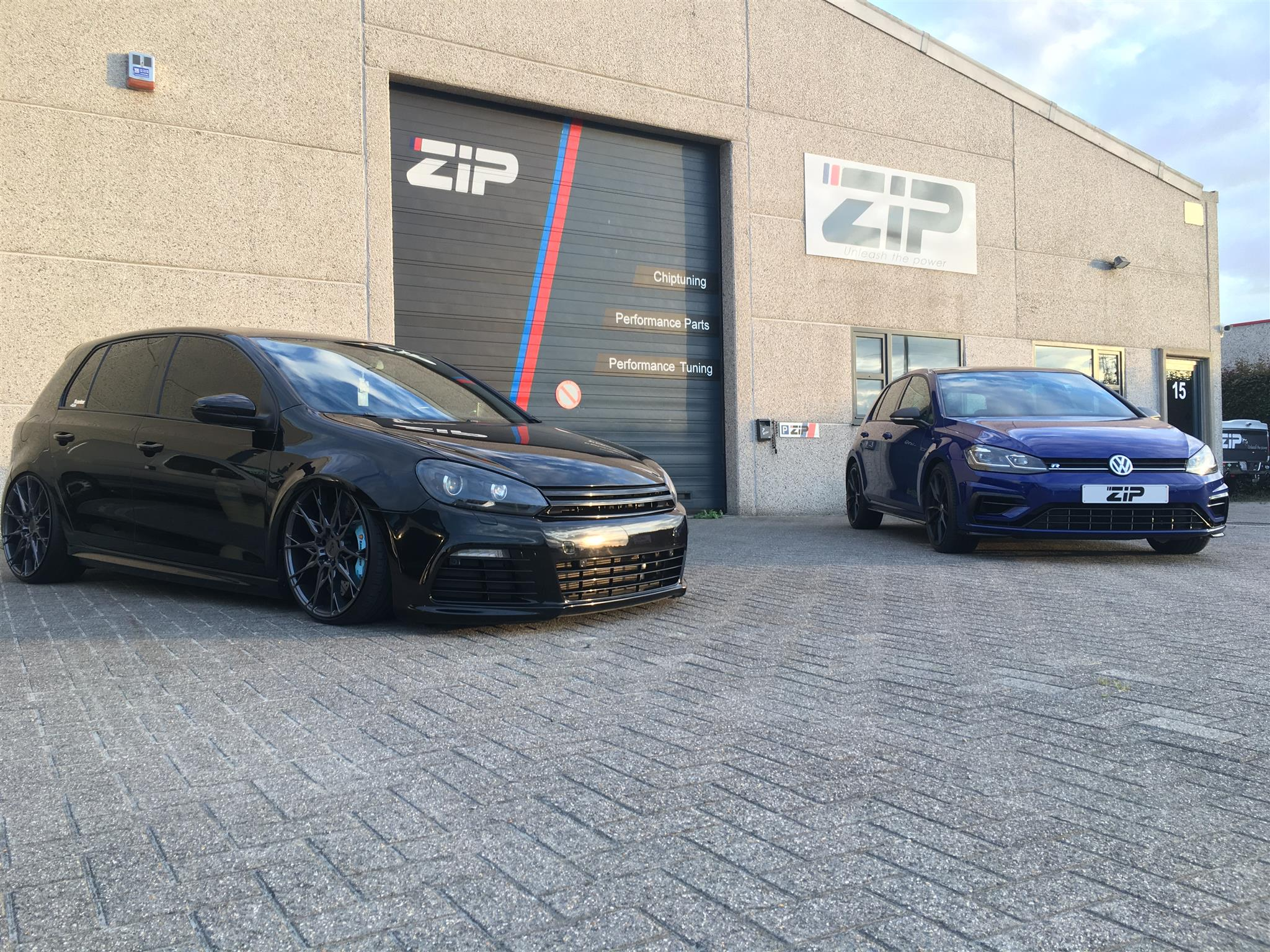 golf 7 r and golf 6