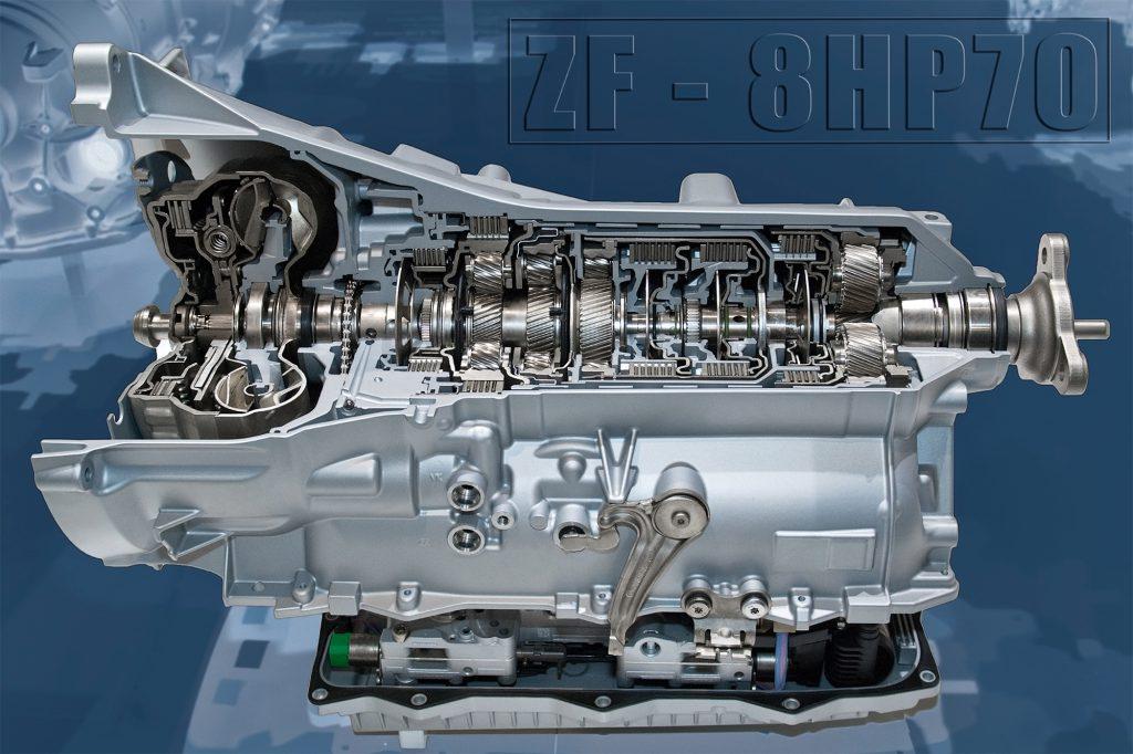 zf 8hp70