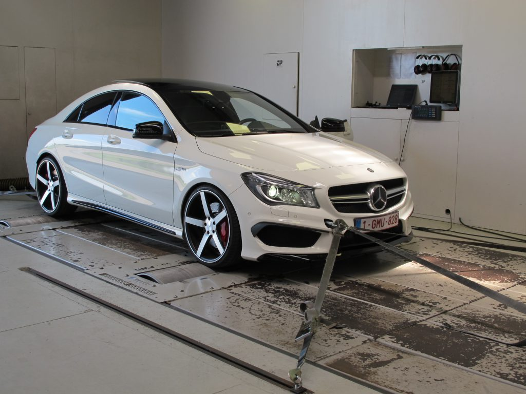 mercedes cla 45 amg tuning zip tuning blog. Black Bedroom Furniture Sets. Home Design Ideas