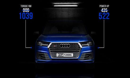 Audi SQ7 tuning