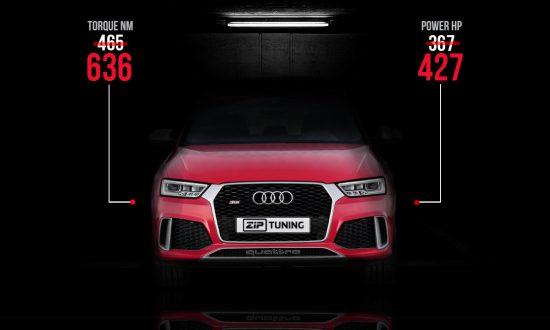 Audi rs q3 tuning